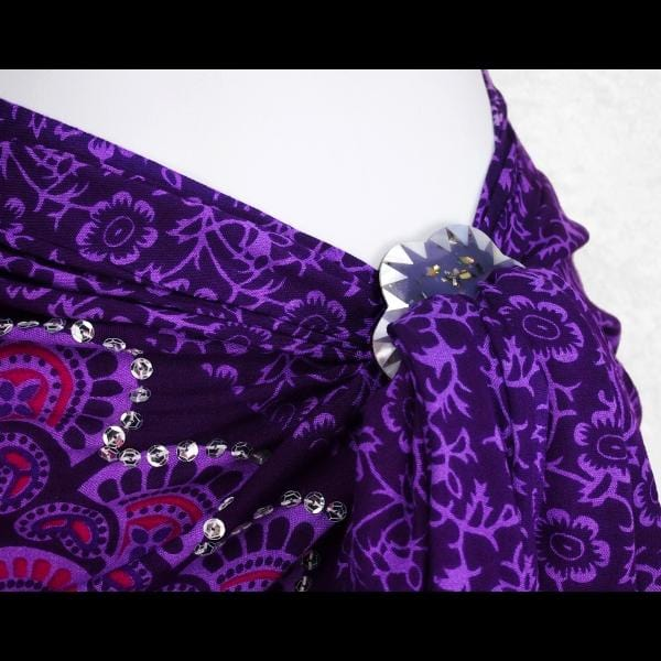 12 Serri Sarong Ties ($1.40 each)-Sarongs-Peaceful People