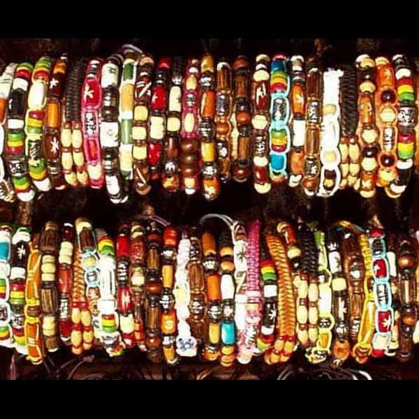 50 Groove Tribe Bracelets ($0.50 each)-Bracelets & Jewelry-Peaceful People
