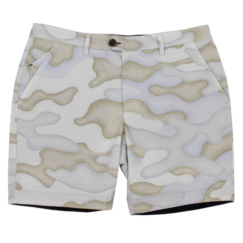 JOHN short Fading Camo Natural