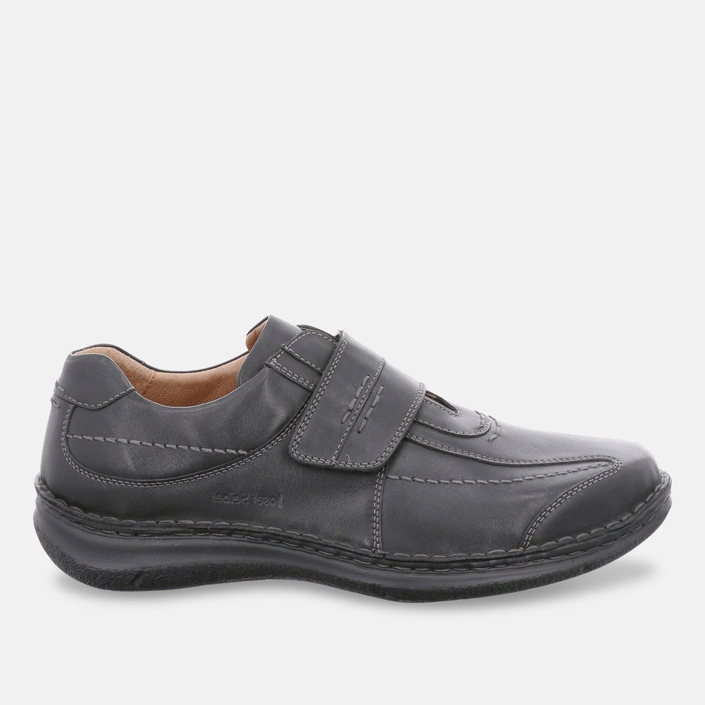 Josef Seibel Footwear UK 6.5 / EU 40 / US 7.5 / Black Josef Seibel Alec Men's Trainers - 43332 - 80600