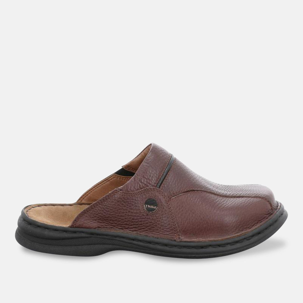 Josef Seibel Footwear UK 6.5 / EU 40 / US 7.5 / Brown (Brasil) Josef Seibel Klaus Men's Mules - 10999 - 26341