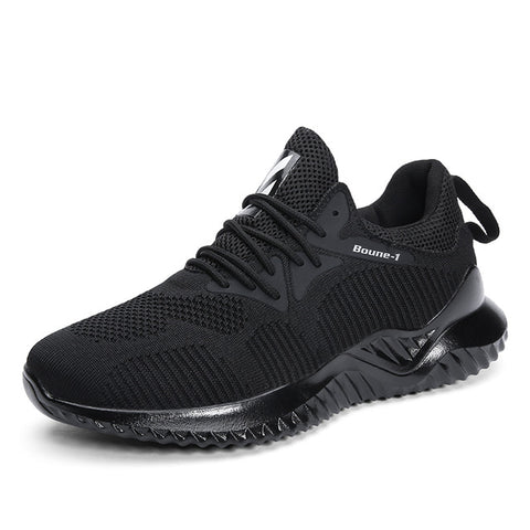 Men's Shock-Absorption High-Performance Training Shoes
