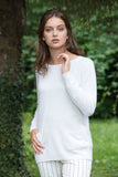 EVA Women Sweater 100% Cashmere
