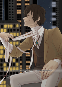 Bungo Stray Dogs - Dazai