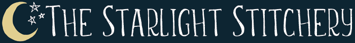 The Starlight Stitchery logo