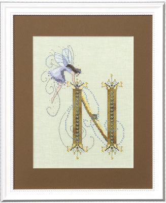 Letters from Nora - Letter N