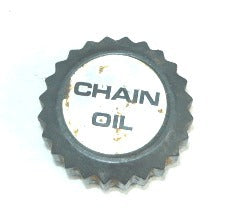 echo cs 500 vl chainsaw oil cap only (no keeper)