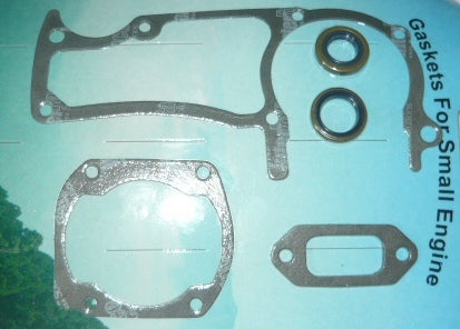 husqvarna 365, 371, 372, 362 & Jonsered 2171, 2071 + chainsaw gasket set new replaces PN 503 64 72 -01