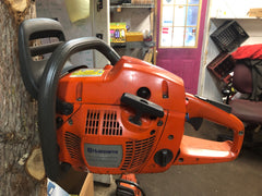 Husqvarna 455 Rancher Complete Running Serviced Chainsaw