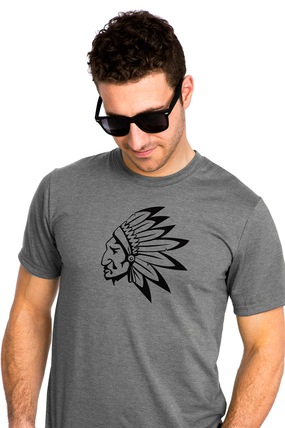 Native American Chief T-shirt