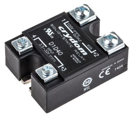 DC Switching Solid State Relays