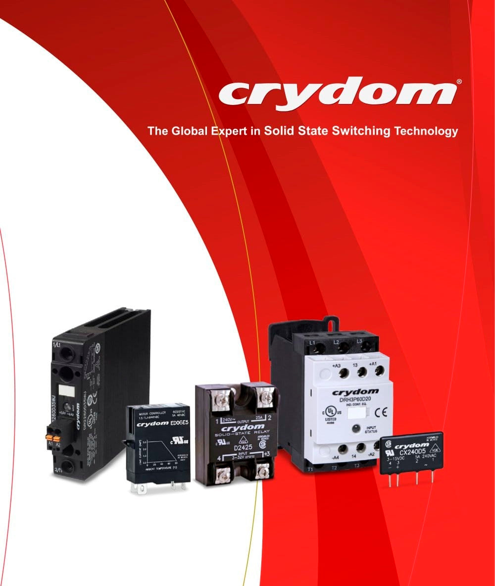 Crydom mpdcd 3 Solid State Relay 3 A 3-32VDC