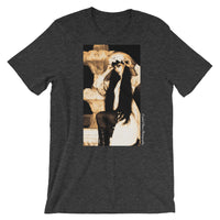 The Fountain by Crystal Dean T-Shirt