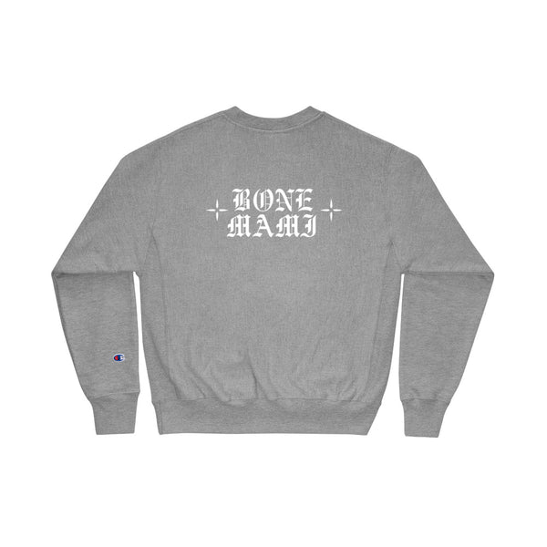 Bone Mami Burst Sweatshirt