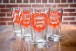 Drink Like An Icon Pint Set