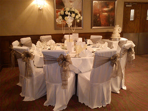 Convert your Wedding in a Grand Wedding with Elegant Chair Covers