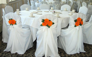 Add a Flavor Of Elegance By Using The Stylish Chair Covers