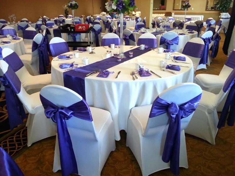 The Advantages of Going for Chair Cover on Rental Basis