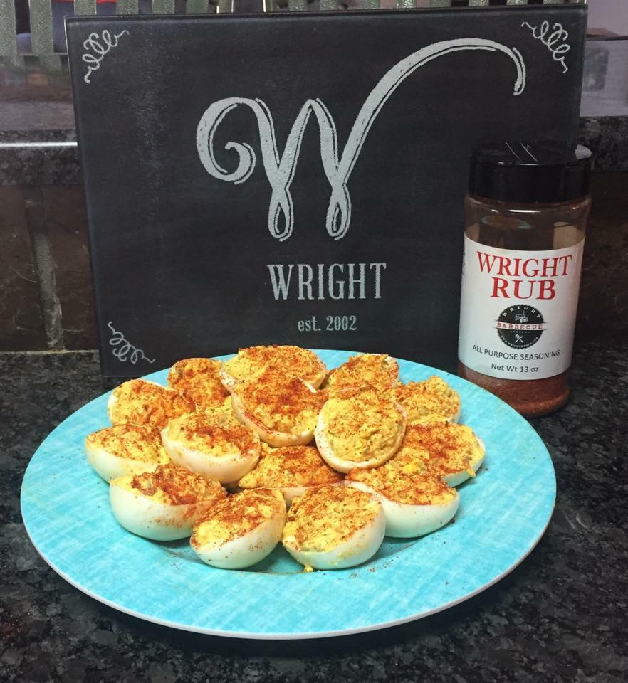 Wrights Deviled Eggs