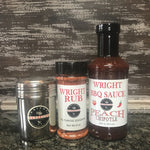 Wright Rub All Purpose Seasoning Starter Pack - Wright BBQ Company