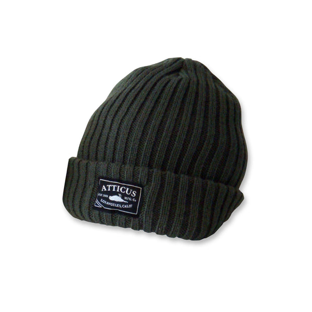 ATTICUS Blunt Turn Up Beanie
