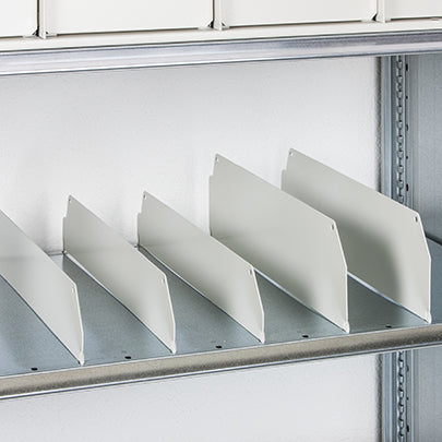 Industrial Shelving Shelf Divider 140mm High