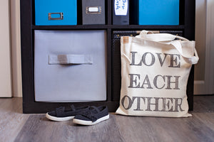 Love Each Other {Tote Bag}