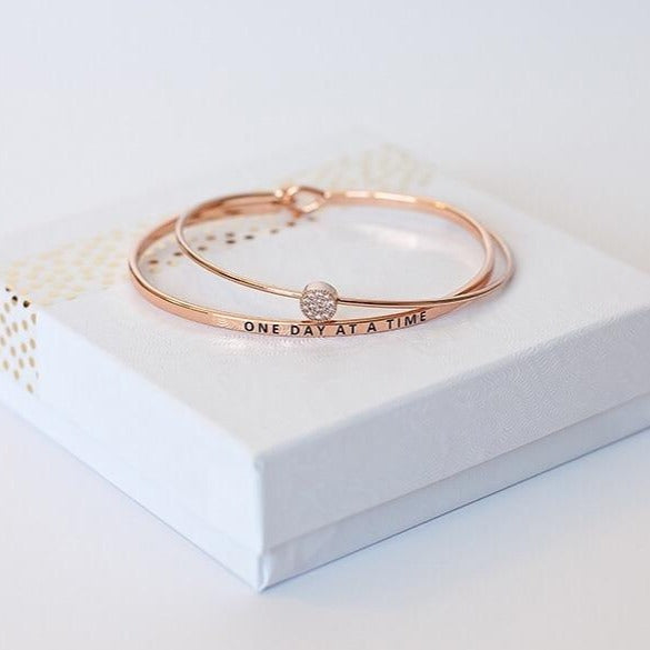 One Day At A Time {Bracelet}