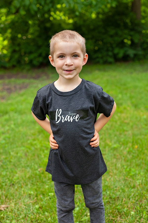 Super Brave Child Shirt