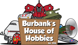 Burbank's House of Hobbies