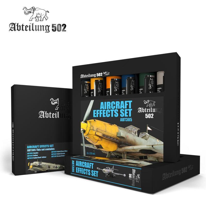 Abteilung 502 ABT305 Aircraft Effects Set