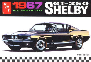 AMT 1/25 Shelby GT350 White 1967 AMT800