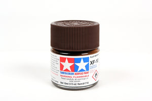 Tamiya Acrylic 10ml Mini 81710 XF-10 Flat Brown