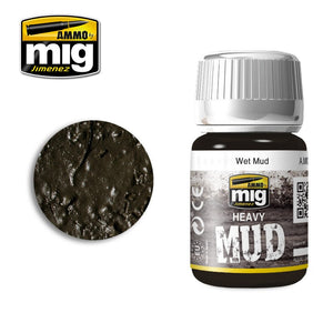 Ammo by Mig AMIG1705 Heavy Mud - Wet Mud