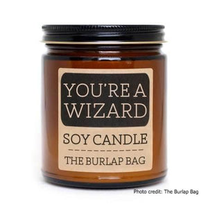 You're A Wizard Soy Candle
