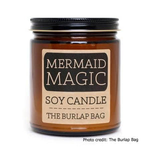 Mermaid Magic Soy Candle