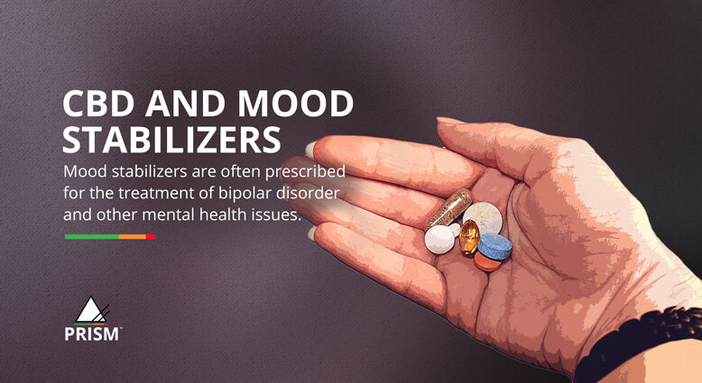 CBD and mood stabilizers