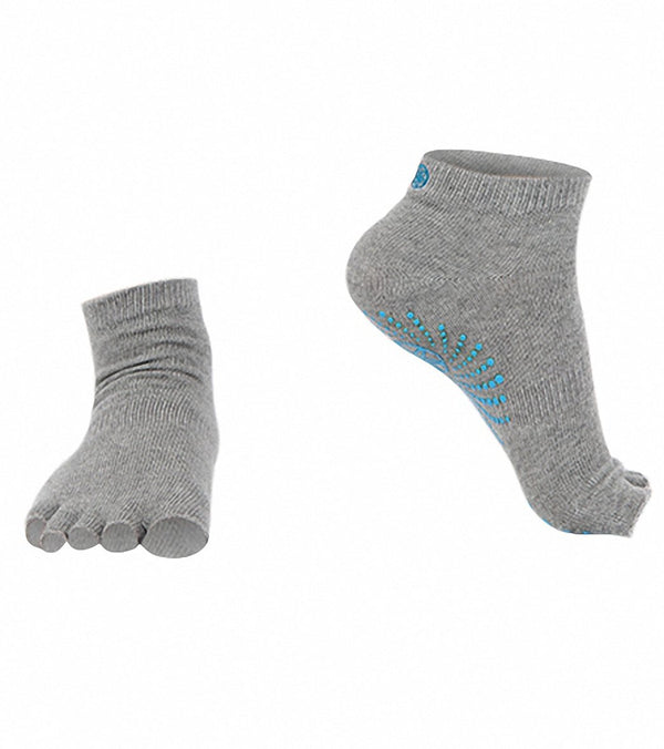 Gaiam Half-Toe Grip Socks