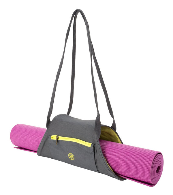 Gaiam On-The-Go Yoga Mat Carrier