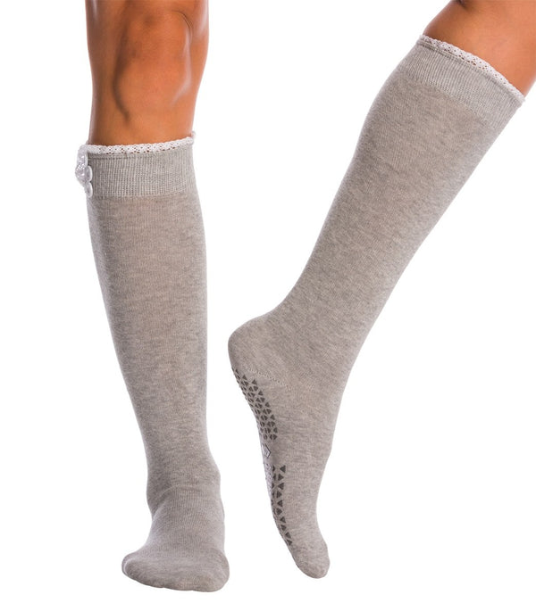 Tavi Noir Selah Knee High Barre Grip Socks