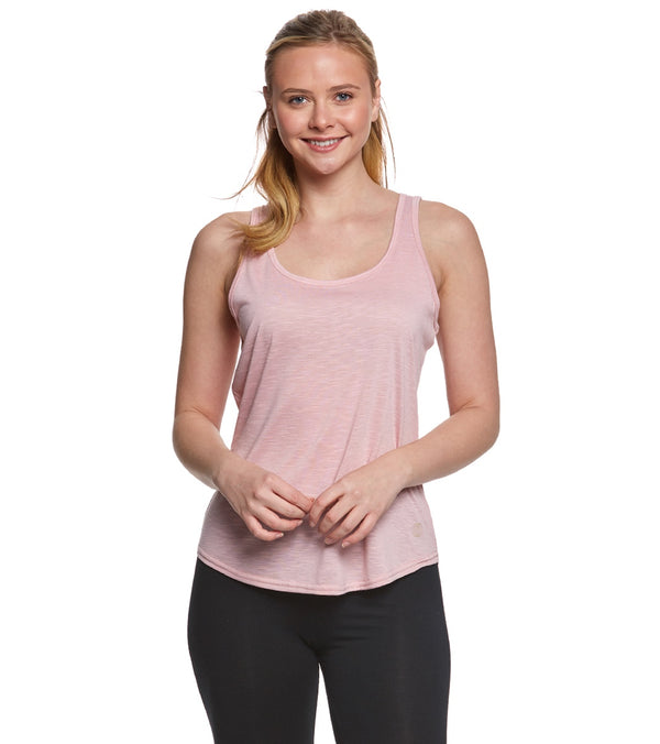 Balance Collection Ellie Singlet Yoga Tank Top