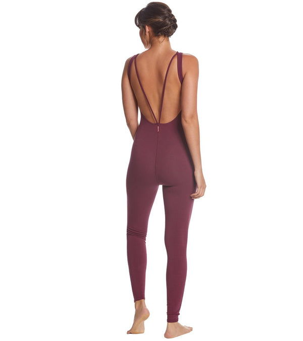 Hard Tail Low Back Yoga & Dance Leotard