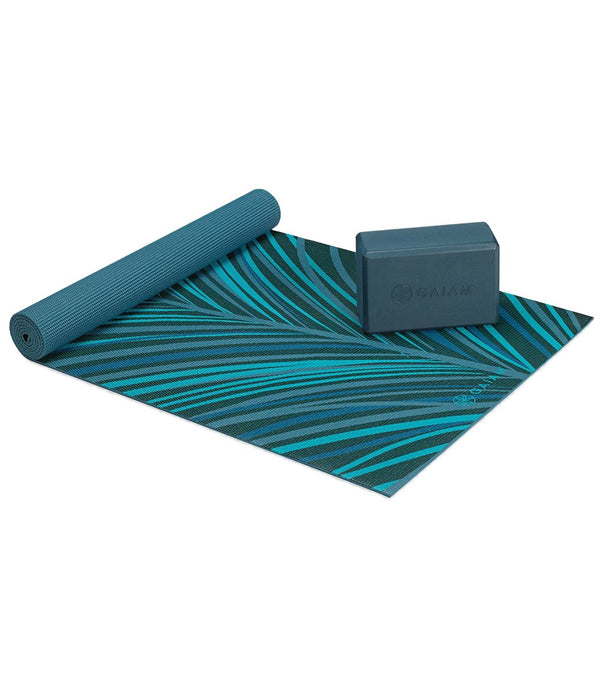 Gaiam Cushion Amp Support Yoga Kit At Yogaoutlet Com
