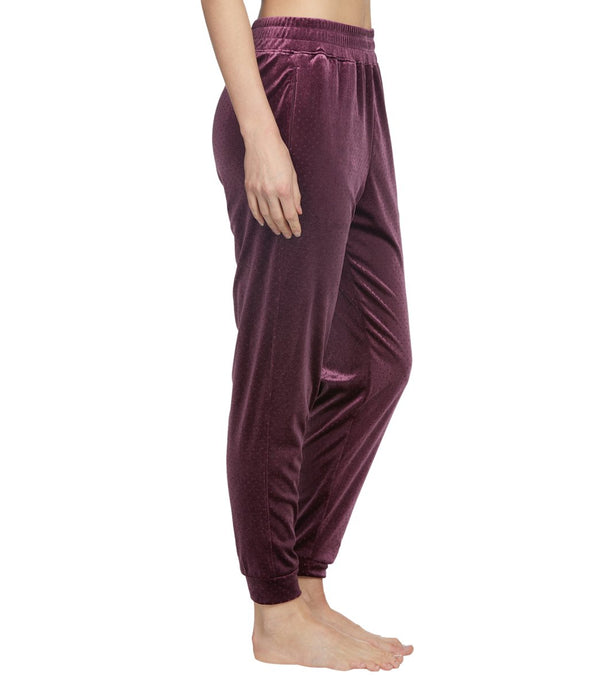 Onzie Velour Crop Pant