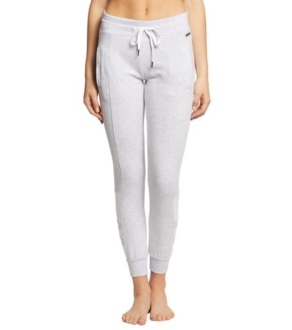 Betsey Johnson Performance Stripe Insert Joggers