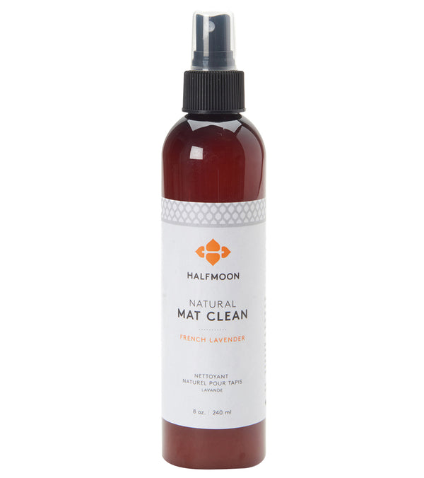 Halfmoon Yoga Mat Cleaner 8oz