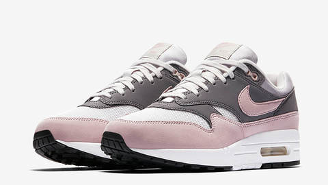 Nike Air Max 1 Womens Grey/Particle/Rose