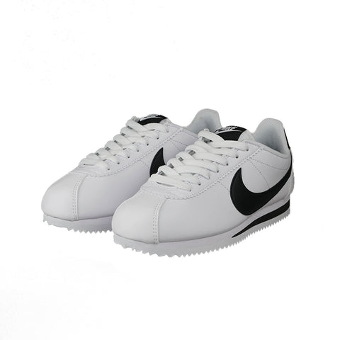 Wmns Classic Cortez Leather   White/Black