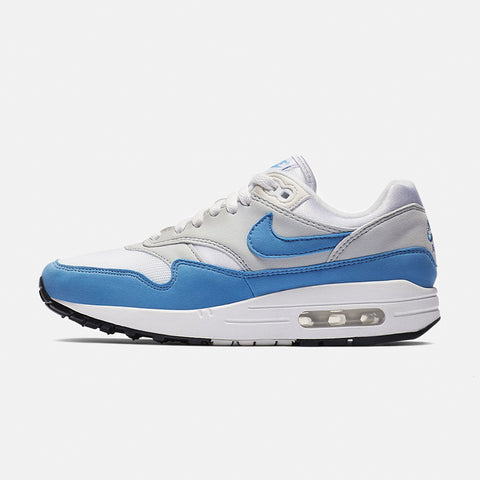 Wmns Air Max 1 Essential White/University Blue