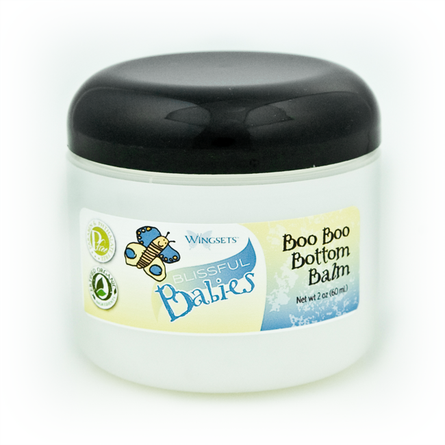 Blissful Babies Boo Boo Bottom Balm